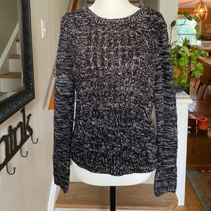 H & M Sweater. So soft and cozy!